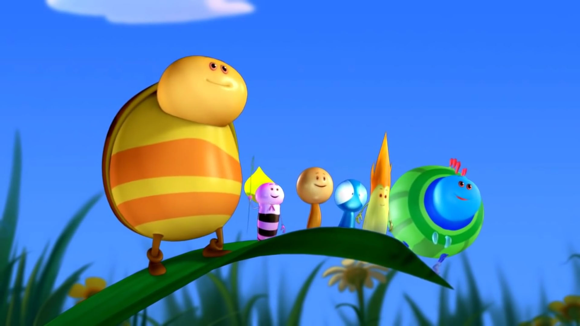 Reliance Animation — Big Bees Jr. Preview Image