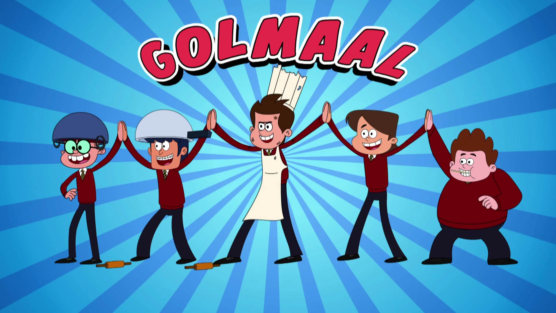 Reliance Animation — Golmaal Junior Snapshot
