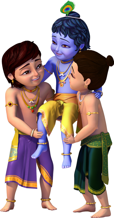 Little Krishna Character 2