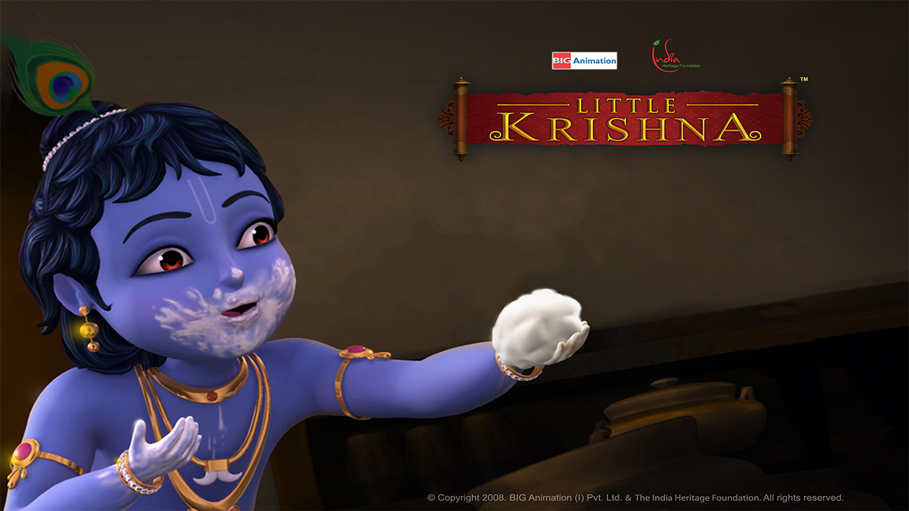 Reliance Animation — Little Krishna Snapshot